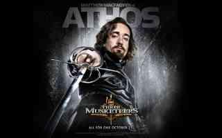 matthew macfadyen in three musketeers 2 action movie poster