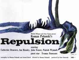 repulsion arthouse movie poster