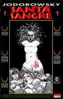 santa sangre arthouse movie poster
