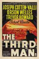 the third man classic movie poster