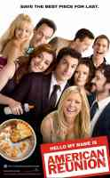 american pie american reunion comedy movie poster