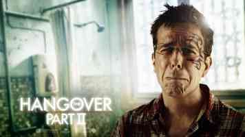 ed helms in the hangover part ii comedy movie poster