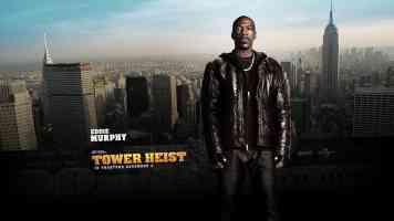 eddie murphy tower heist comedy movie poster