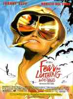 fear and loathing in las vegas comedy movie poster