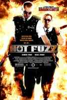 hot fuzz comedy movie poster