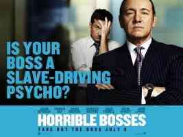 kevin spacey in horrible bosses comedy movie poster