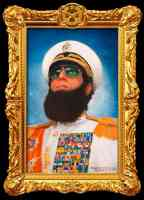 the dictator comedy movie poster
