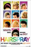 hairspay 2007 musical movie poster