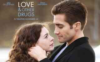 jake gyllenhaal in love and other drugs romantic movie poster