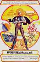 barbarella re release sci fi movie poster