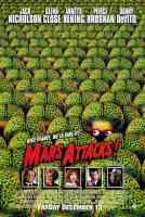 mars attacks sci fi movie poster