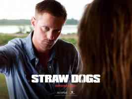 alexander skarsgard straw dogs thriller movie poster