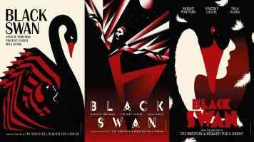 black swan thriller movie poster