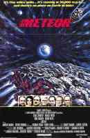 meteor thriller movie poster